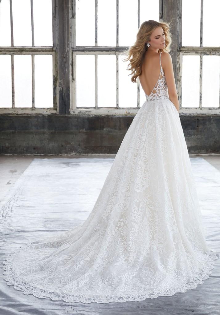 JillBridal 為妳引領 2018 S/S 最美麗的頂級手工禮服